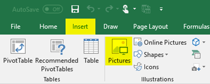 Inserting pictures in Excel – As easy as it seems? - RowShare