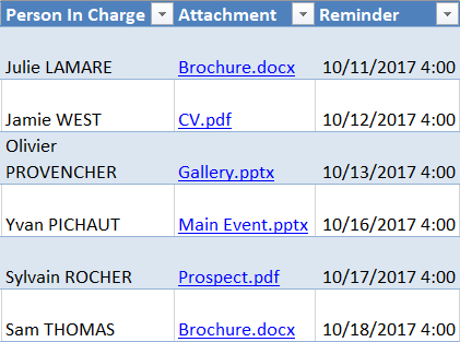 How to Insert Attachments in Excel? - RowShare