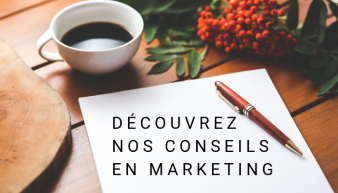 Nos conseils en marketing