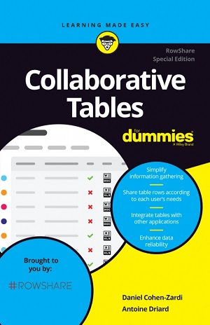 Collaborative Tables for Dummies